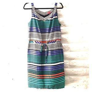 Merona striped summer dress